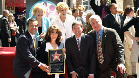 Hollywood WalkofFame YOUNG RESTLESS SoapStar Kate Linder