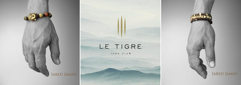 letigre yoga jamin jaredjamin jewelry bracelets necklaces rivegauche chaillot meditation pilates