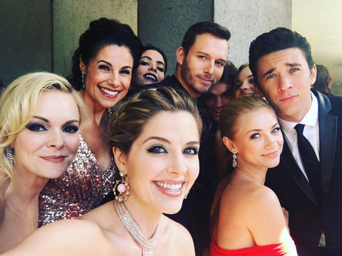 jen lilley, days of our lives, dool, wears, jaredjamin, earrings, to, daytime emmy party,daysofourlives, daytimeemmys, earrings, emmys, Jared jamin, jaredjamin.com, jenlilley, jewelry, nbc, @marth27, @mariewilsonofficial, @ericmartsolf, @inlikebillyflynn, @vivian_jovanni, @jameslastovic, @kylerpettis, @oliviarosekeegan, @nbcdays