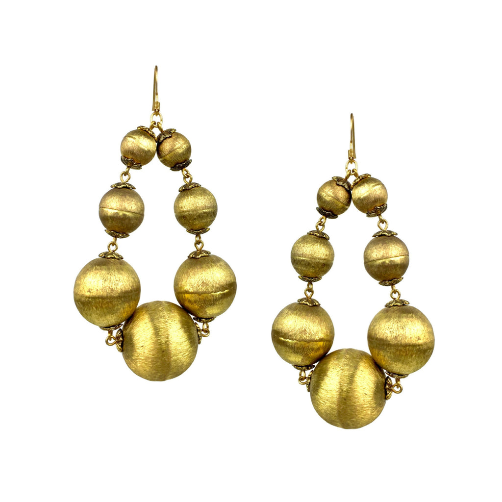Earrings - Jared Jamin  - Jared Jamin Online - Ballelujah Earrings -