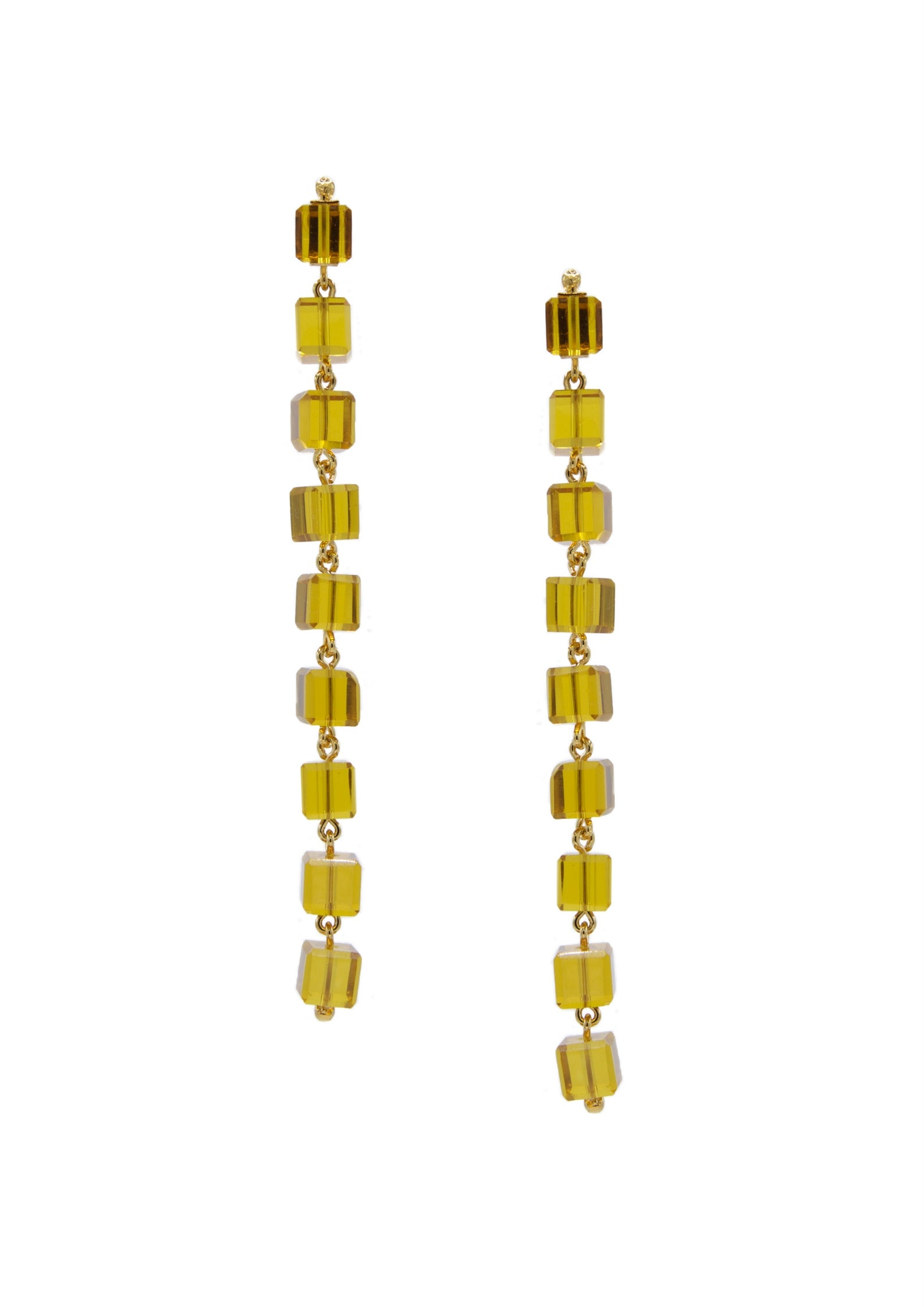 Building Blocks Earrings-Earrings-JAREDJAMIN Jewelry Online-JARED JAMIN