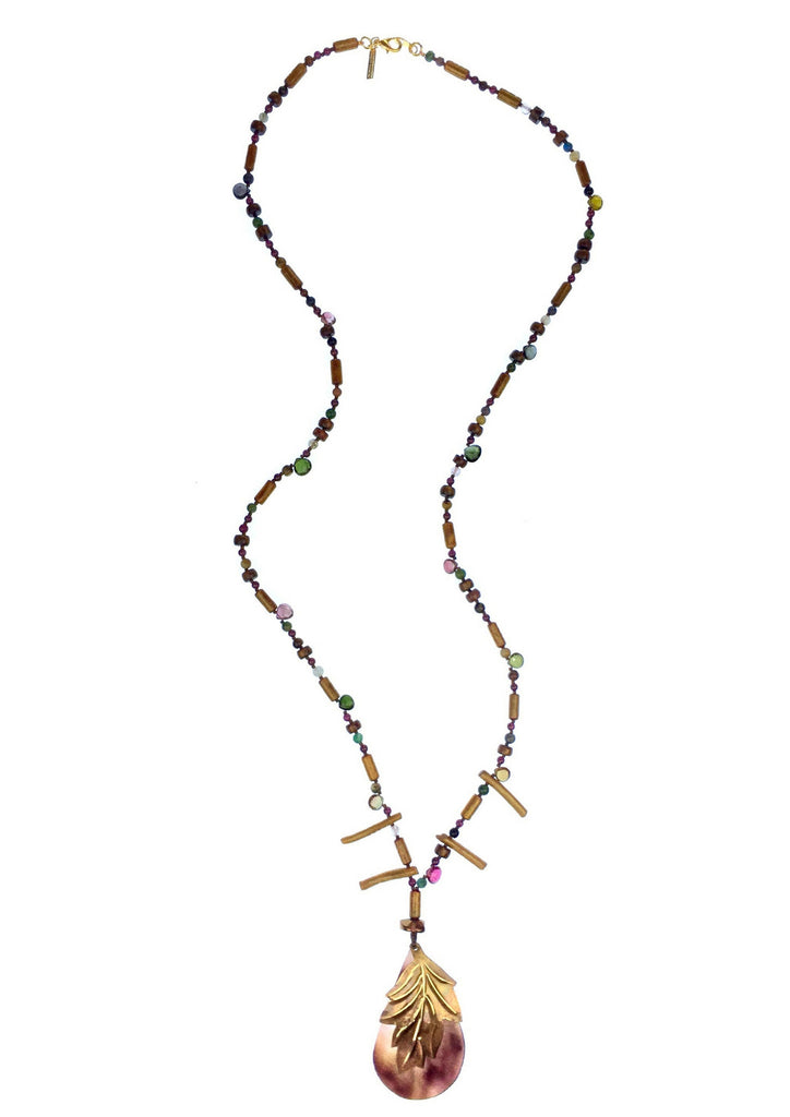 Caribbean Lagoon Necklace Small, Necklaces, JARED JAMIN
