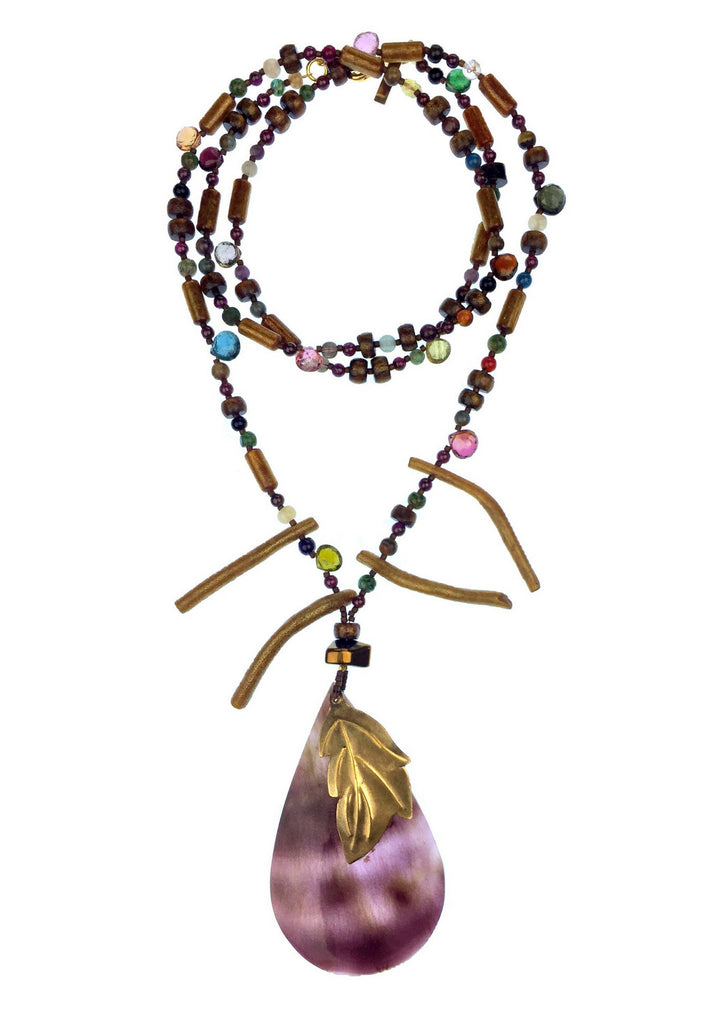 Necklaces - Jared Jamin  - Jared Jamin Online - Caribbean Lagoon Necklace Large -  - 1