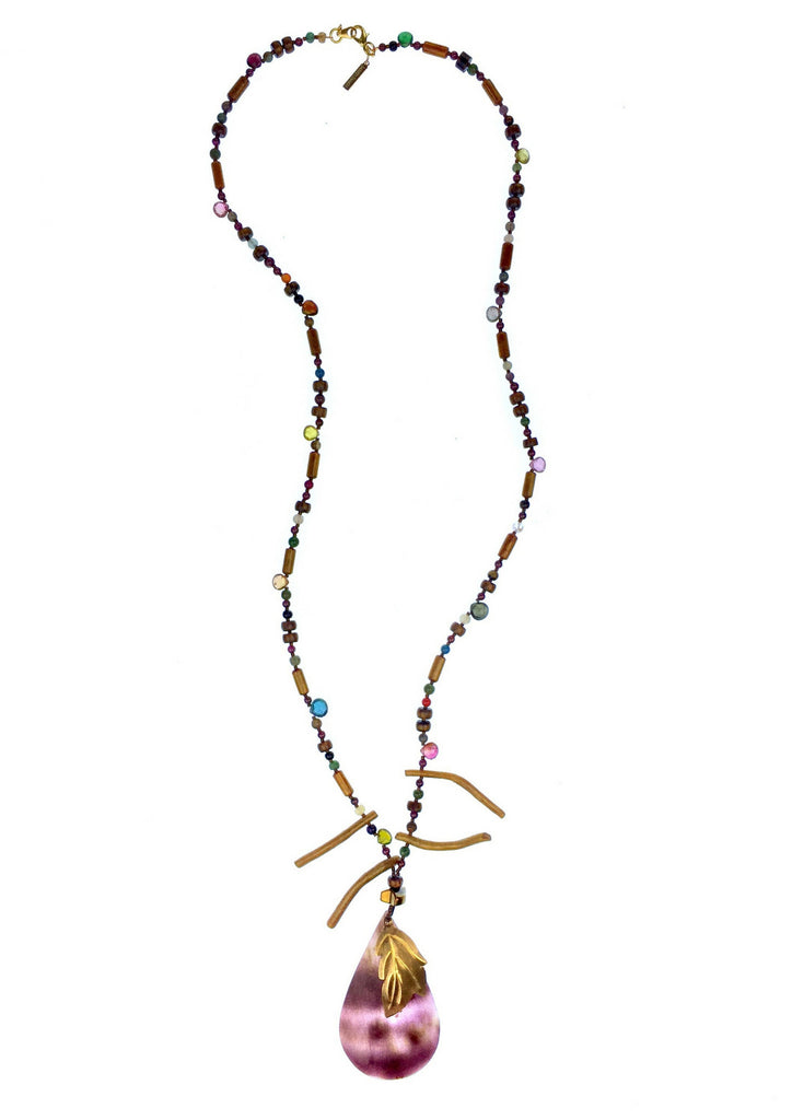 Necklaces - Jared Jamin  - Jared Jamin Online - Caribbean Lagoon Necklace Large -  - 3