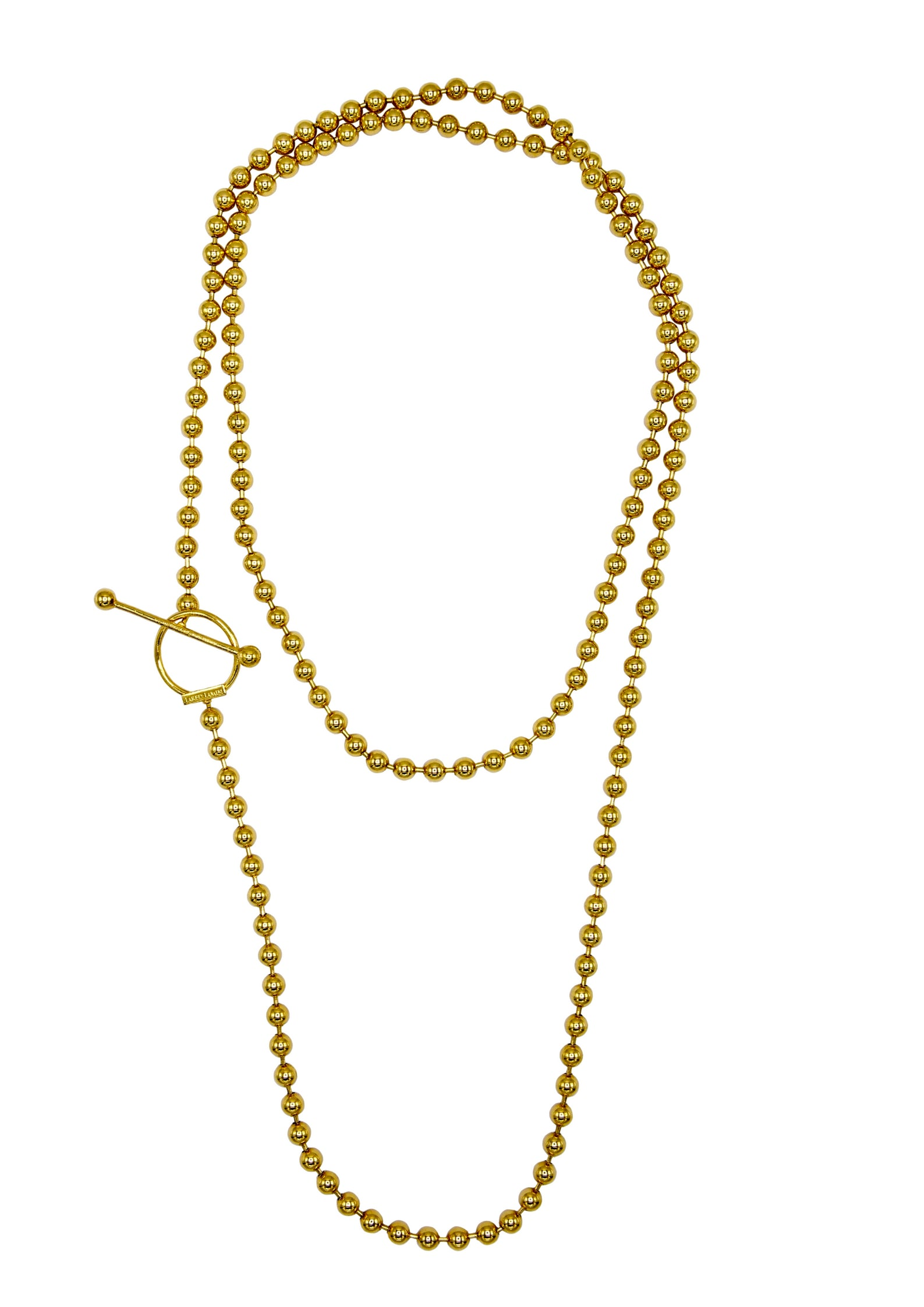 Gold Constellation Orbita Necklace-Necklaces-JAREDJAMIN Jewelry Online-JARED JAMIN