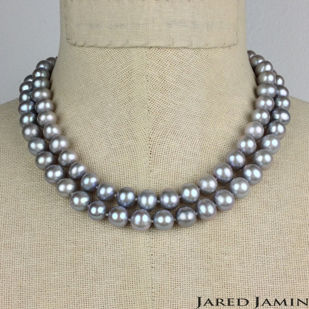 Necklaces - Jared Jamin  - Jared Jamin Online - Duchess Delight Pearl Necklace -