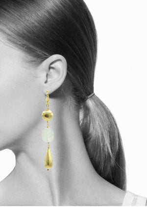 Elegant Gypsy Earrings-Earrings-Jared Jamin Online-Gold-JARED JAMIN