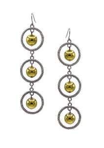 French Orrery Earrings