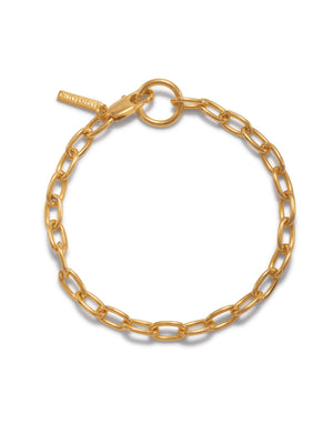 Gold Chain Reaction Bracelet-Bracelets-JAREDJAMIN Jewelry Online-JAREDJAMIN - Fashion Jewelry & Accessories