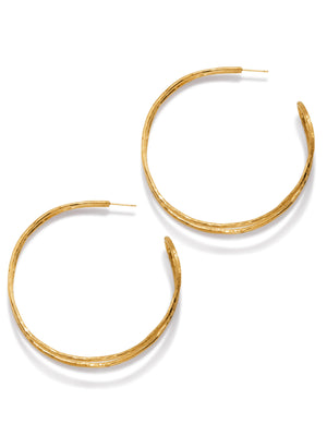 Gold Mimi Hoop Earrings-Earrings-JAREDJAMIN Jewelry Online-JARED JAMIN