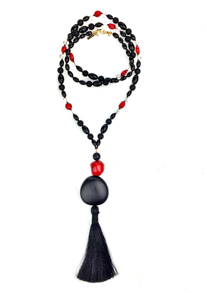 Geisha Mala Necklace JARED JAMIN