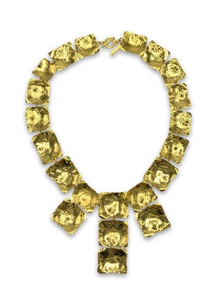 Gold Girandole Prairie Necklace-Necklaces-Jared Jamin Online-JARED JAMIN