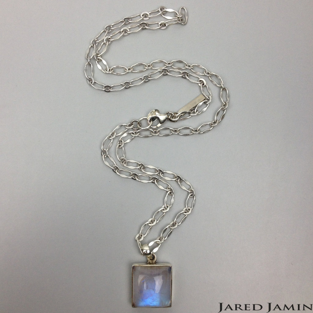 Necklaces - Jared Jamin  - Jared Jamin Online - Moonlight Intuition Necklace -  - 1