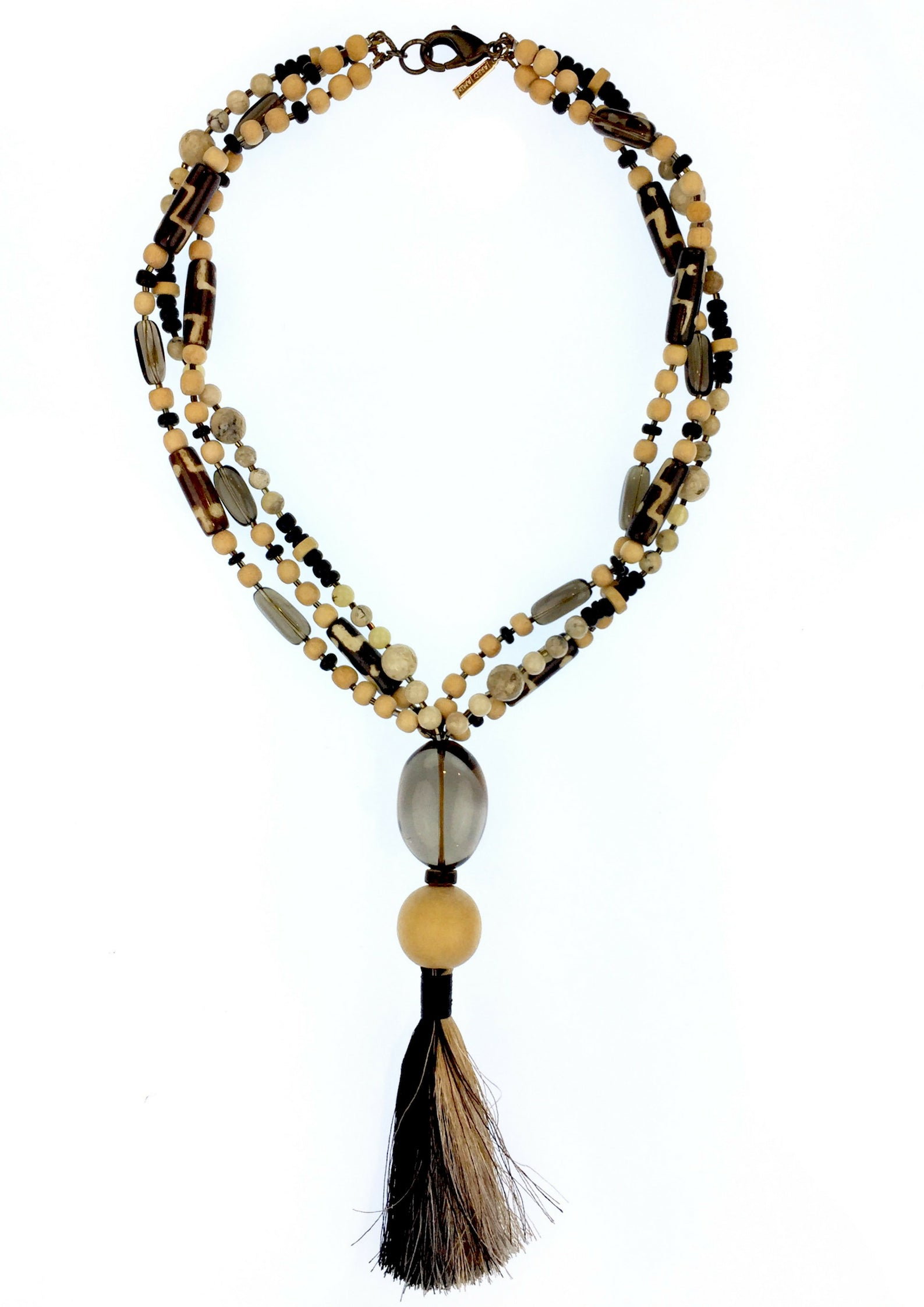 Kenya Mala Necklace-Necklaces-JAREDJAMIN Jewelry Online-JARED JAMIN