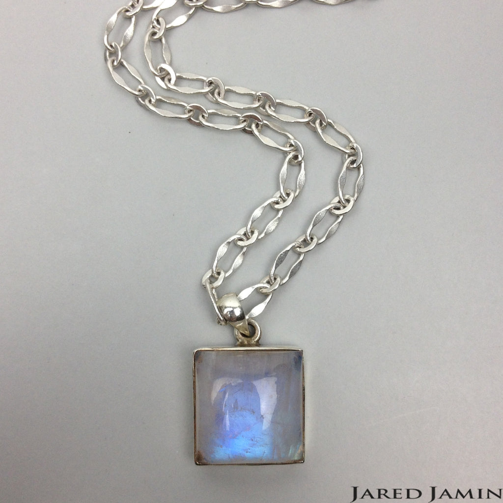 Necklaces - Jared Jamin  - Jared Jamin Online - Moonlight Intuition Necklace -  - 2