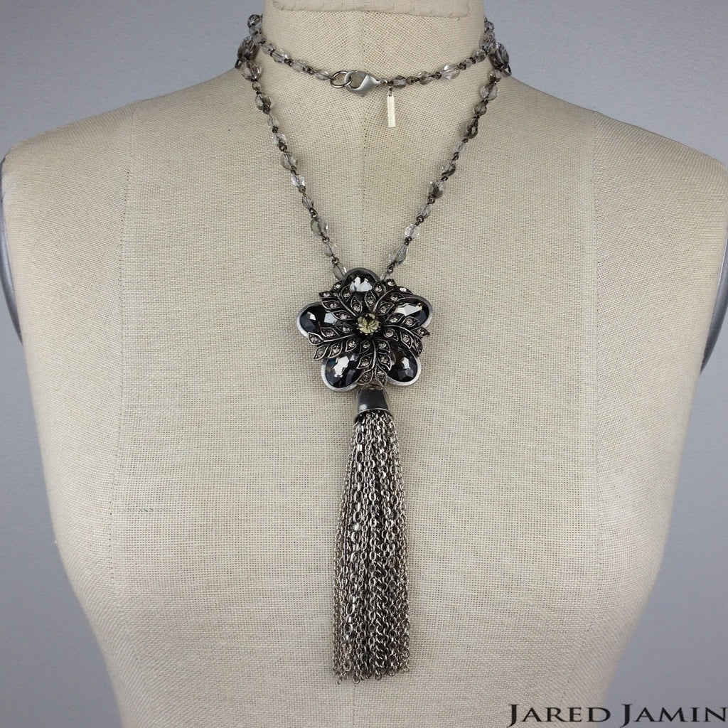 Night Blooming Necklace, Necklaces, JARED JAMIN