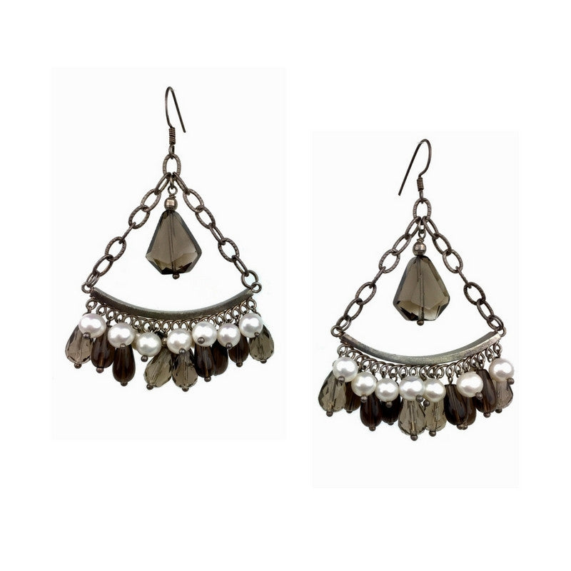 Earrings - Jared Jamin  - Jared Jamin Online - Salome Says Earrings -  - 2