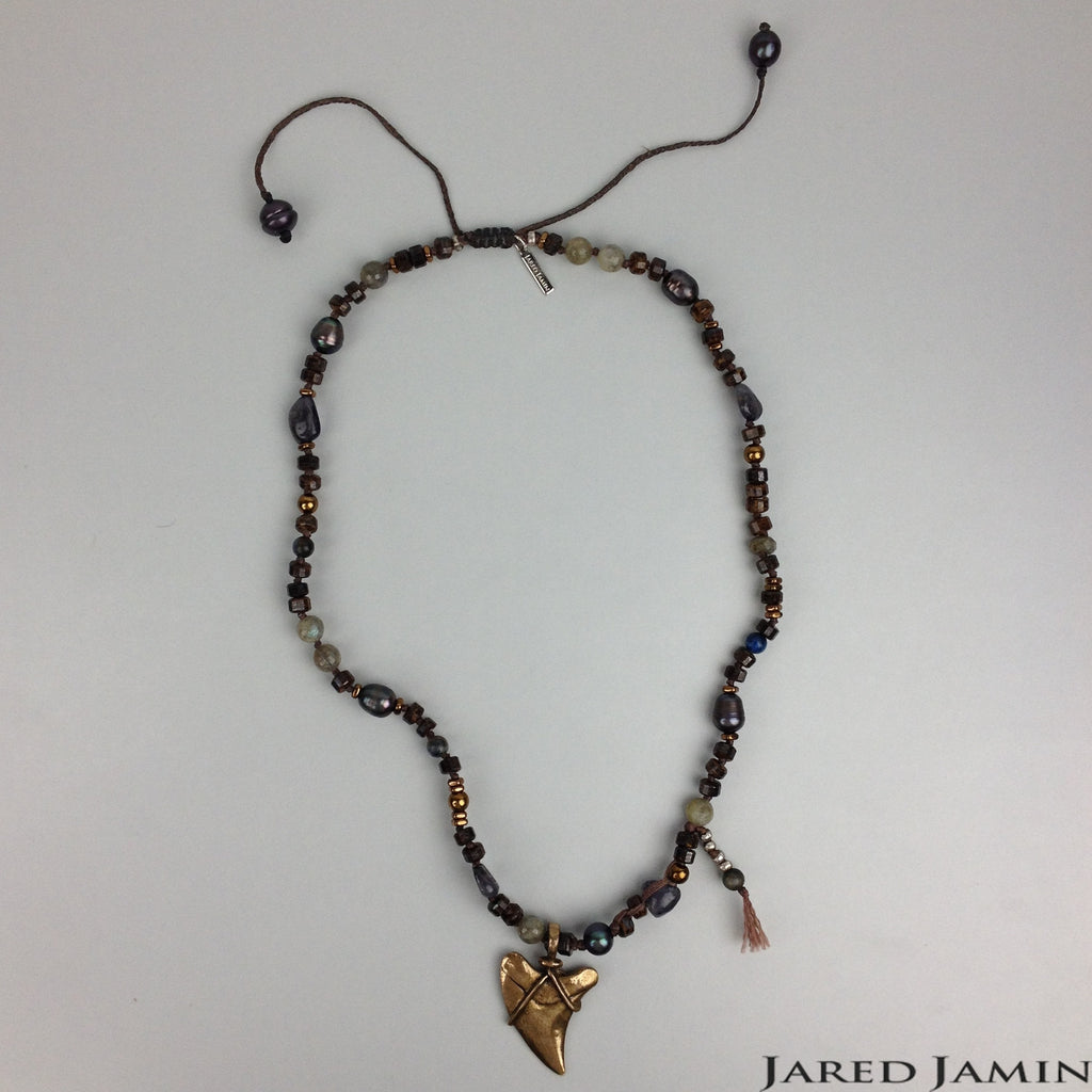 Still Waters-Necklaces-Jared Jamin Online-JARED JAMIN-Mens Jewellery