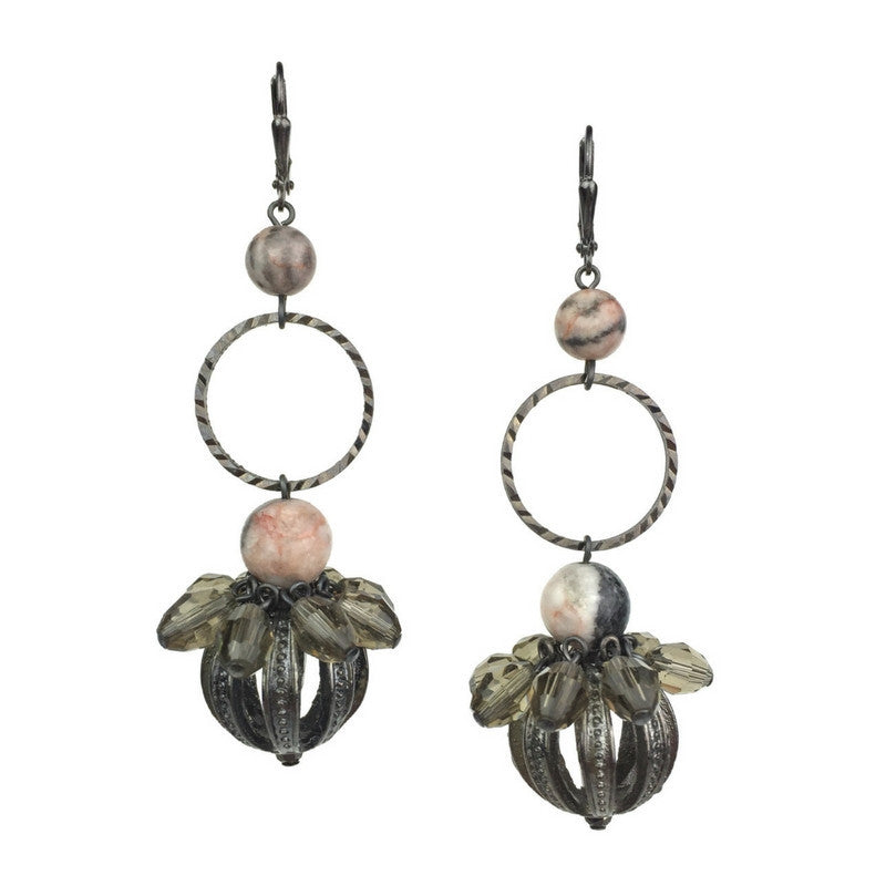 Earrings - Jared Jamin  - Jared Jamin Online - Wise Cracker Earrings -  - 2