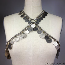 Coin Harness Accessory, Necklaces, JARED JAMIN