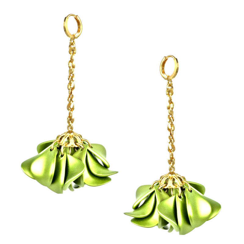 Earrings - Jared Jamin  - Jared Jamin Online - Hanging Gardens Earrings -  - 2