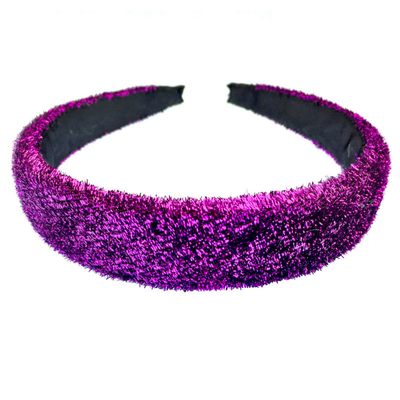 Headbands - Jared Jamin  - Jared Jamin Online - Purple People Eater Headband -  - 3