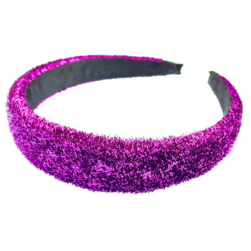 Headbands - Jared Jamin  - Jared Jamin Online - Purple People Eater Headband -  - 2
