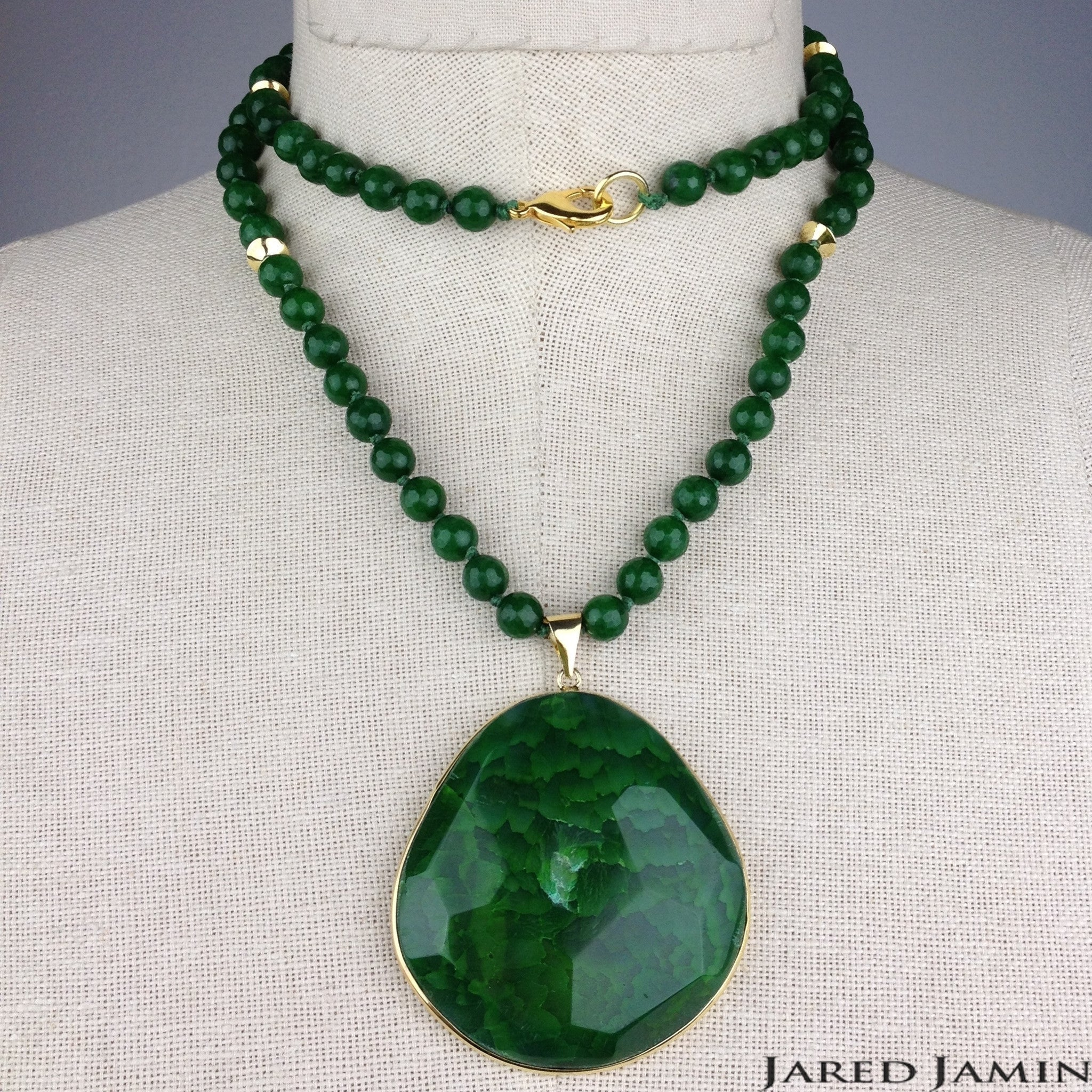 Kerala Forest Necklace JARED JAMIN