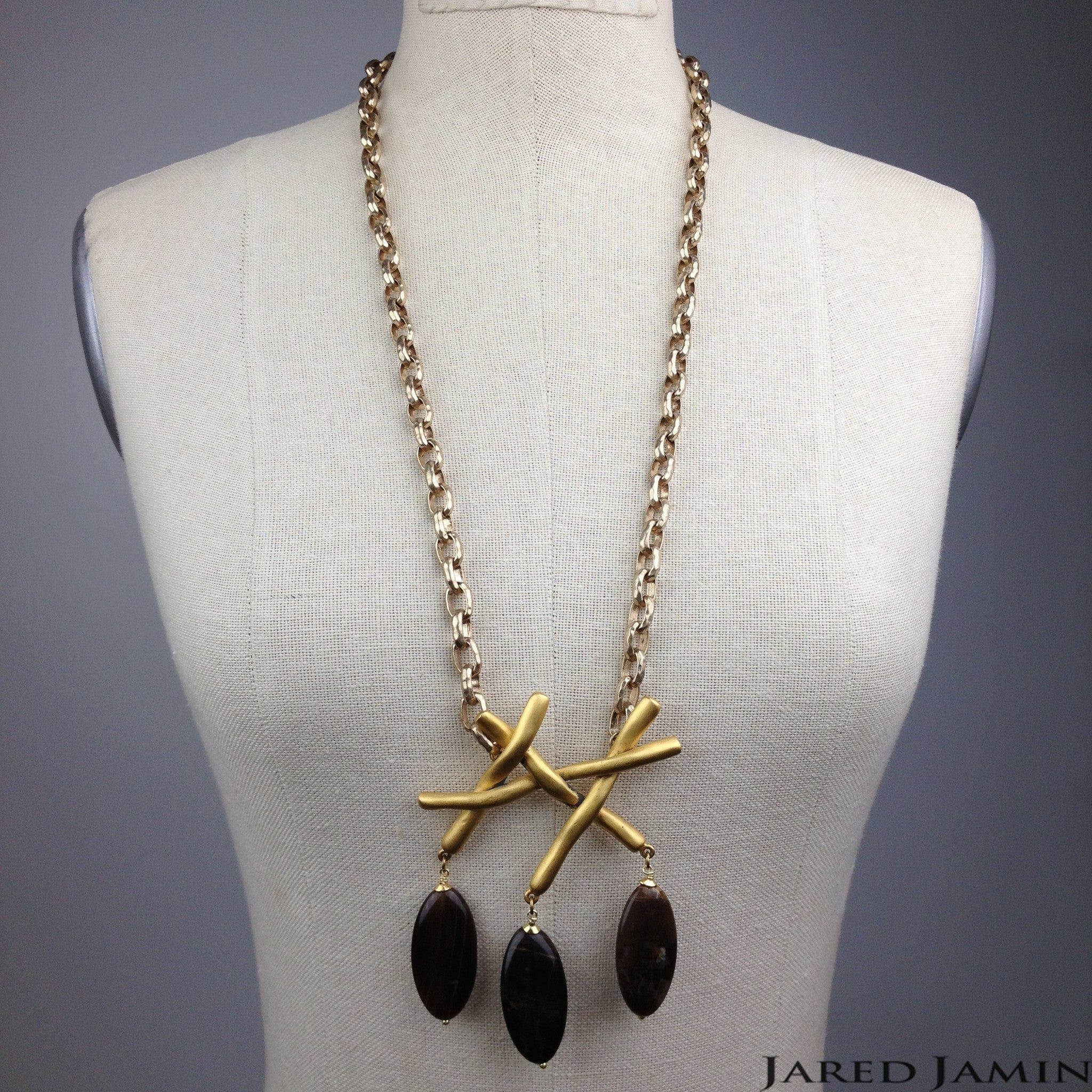 Coral Gable Necklace JARED JAMIN