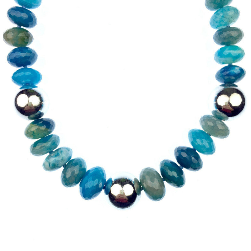 Blue Danube Necklace, Necklaces, JARED JAMIN