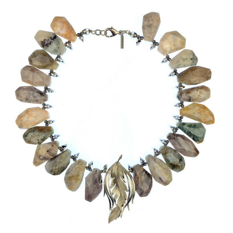 Necklaces - Jared Jamin  - Jared Jamin Online - Everglade Lady Necklace -  - 2