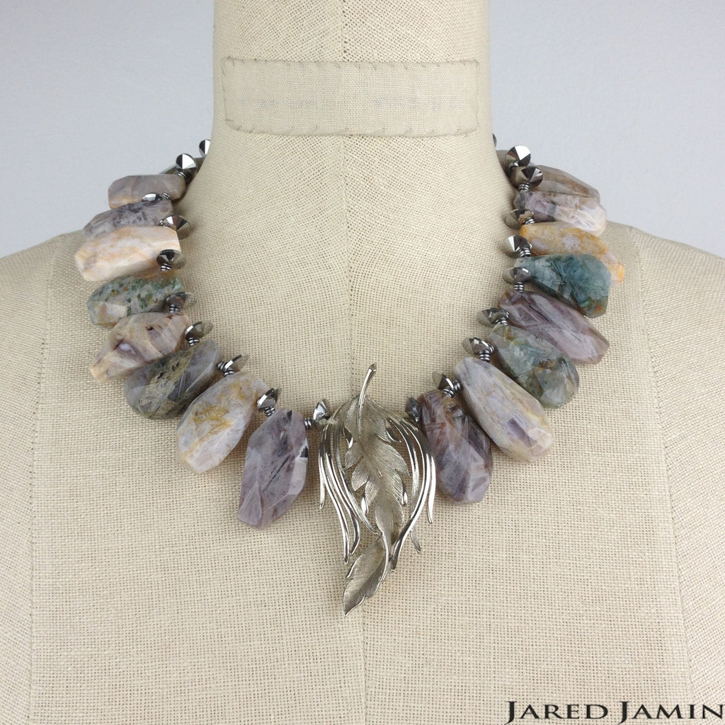 Necklaces - Jared Jamin  - Jared Jamin Online - Everglade Lady Necklace -  - 4