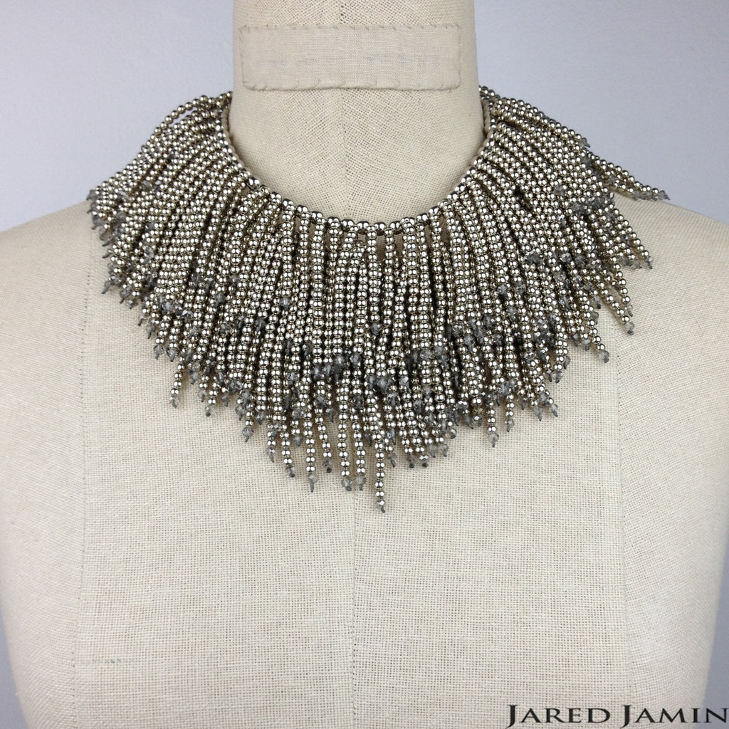 Frozen Collar Necklace, Necklaces, JARED JAMIN