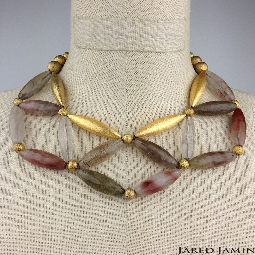 Necklaces - Jared Jamin  - Jared Jamin Online - Hive Alive Necklace -  - 2
