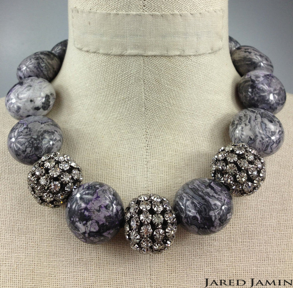 Necklaces - Jared Jamin  - Jared Jamin Online - Jasperella Necklace -  - 2