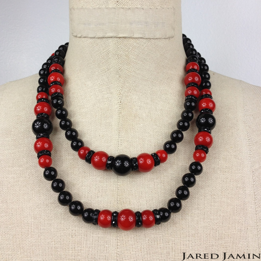 Lady Bug Necklace, Necklaces, JARED JAMIN