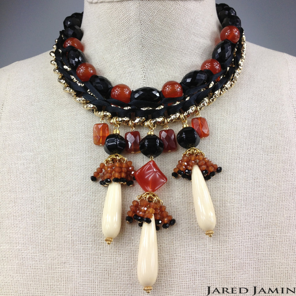 Maxims Madness Necklace, Necklaces, JARED JAMIN
