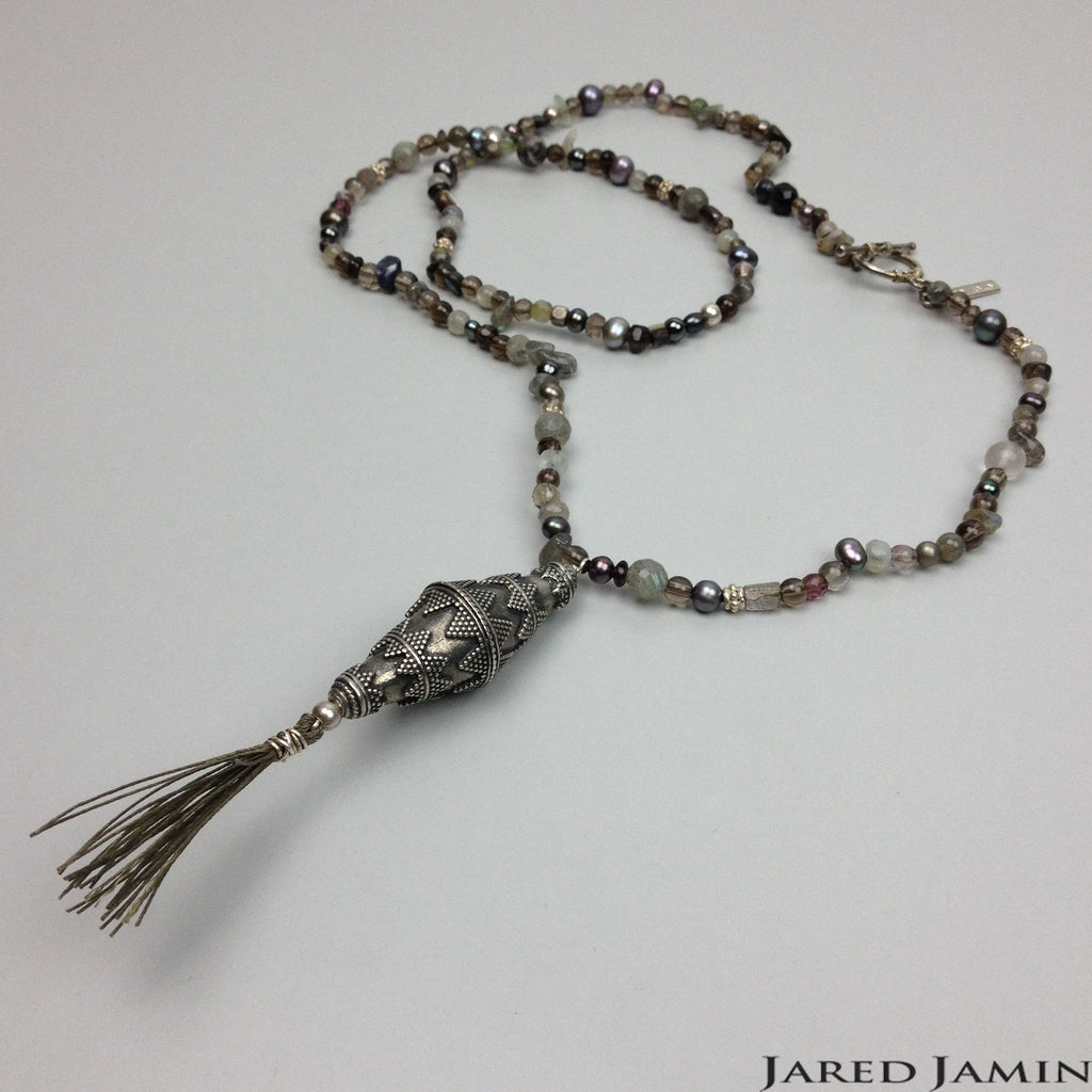 Moroccan Evening Necklace, Necklaces, JARED JAMIN