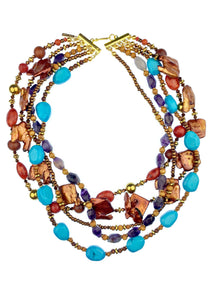 Necklaces - Jared Jamin  - Jared Jamin Online - Passionate Sedona Necklace -  - 1