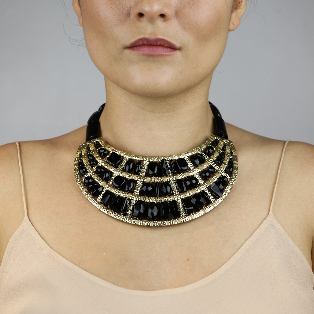Necklaces - Jared Jamin  - Jared Jamin Online - Pavéd Necklace -  - 2