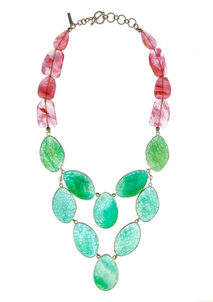 Necklaces - Jared Jamin  - Jared Jamin Online - Watermelon Whimsey Necklace -