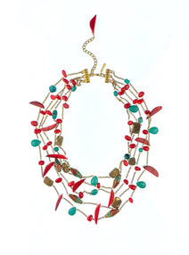 Necklaces - Jared Jamin  - Jared Jamin Online - Yucatan Lady Necklace -