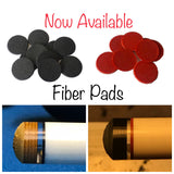 Fiber Pads for Ferrules