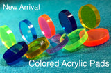 Colored Acrylic Pads (Mix or Match 10)
