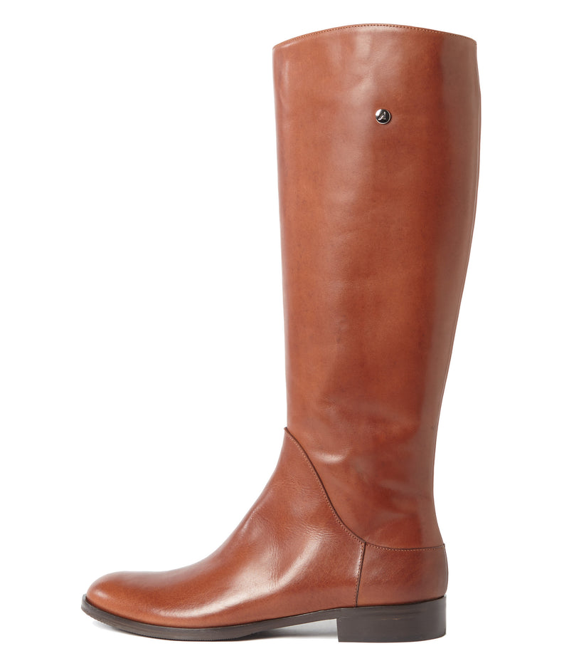 large boots, polo boots, equestrian boots, tall brown boots, cognac brown boots, tall boots, large size boots, plus size boots