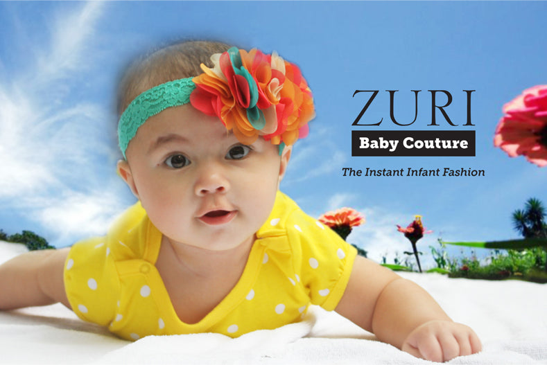 Zuri Baby Couture - Fashion for babies all original and handmade with love