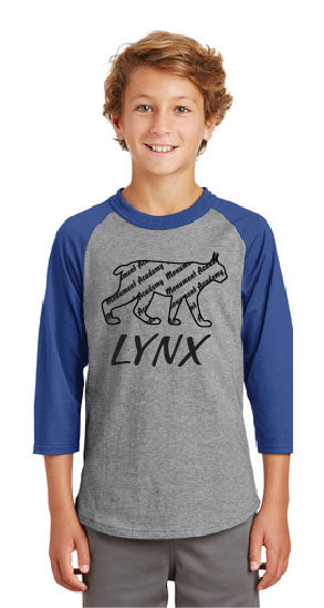 Lynx Outline T-shirt (3 Color Choices)