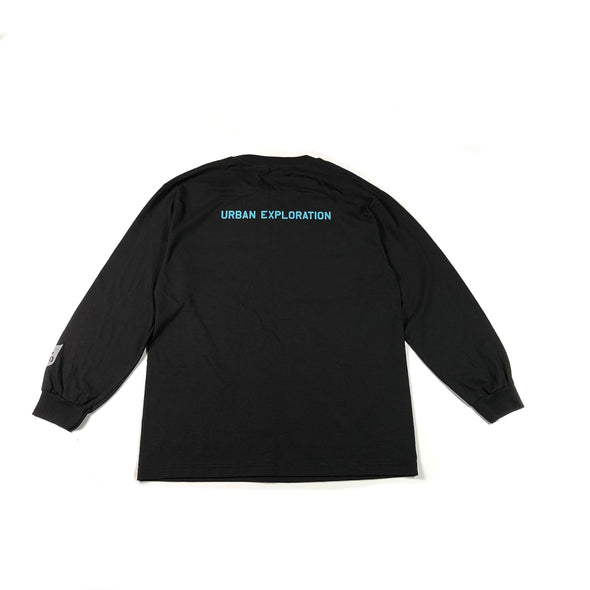 Urban Explorer Long Sleeve T-Shirt - Black