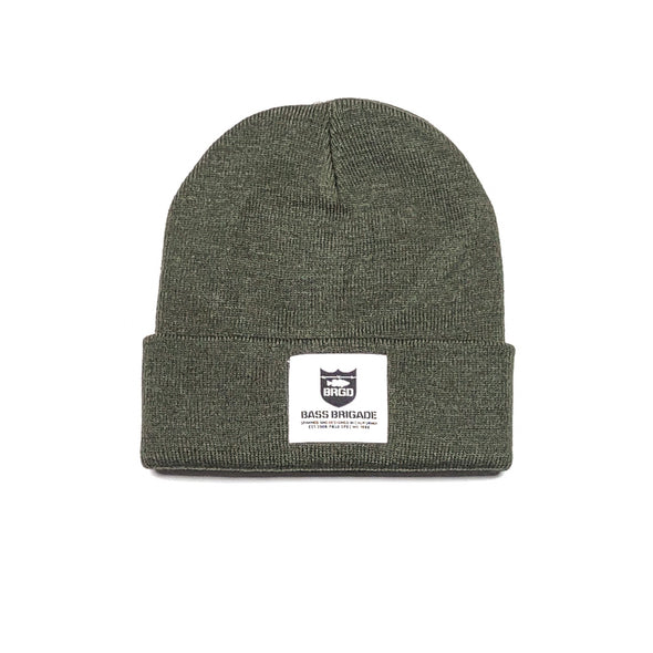 Bass Brigade Watcher Cap - Olive Drab