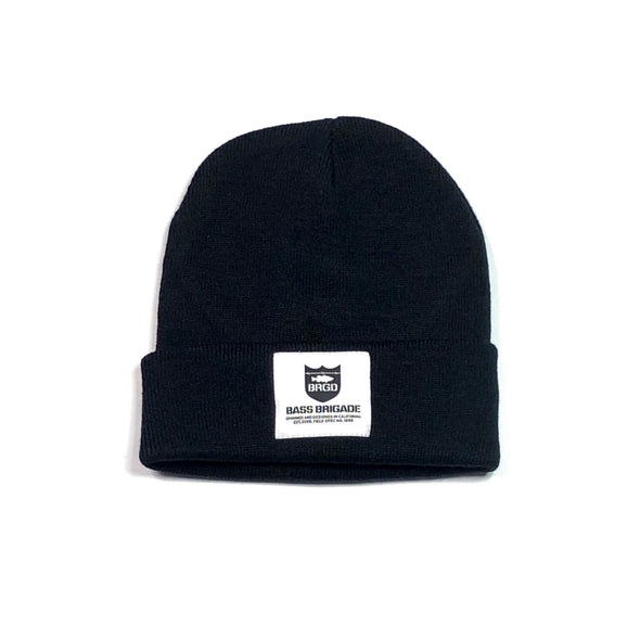 Bass Brigade Watcher Cap - Black